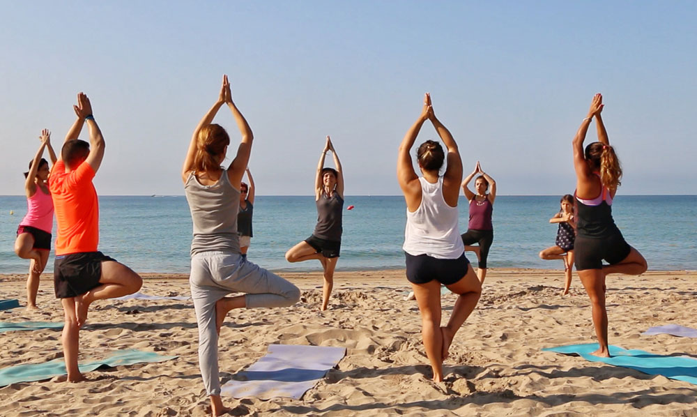vivea yoga beach